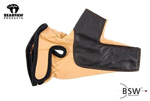 Bearpaw arco guante–Mano Izquierda Tamaño XL