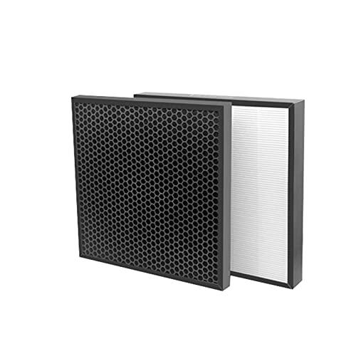 piaopiao Filtro DE PURIFICADOR DE Aire Filtro COMERIDO Y Filtro DE HEPA FIT para Samsung AC-505CMAGA / 505CMASC CFX-2HMA / 2DMA