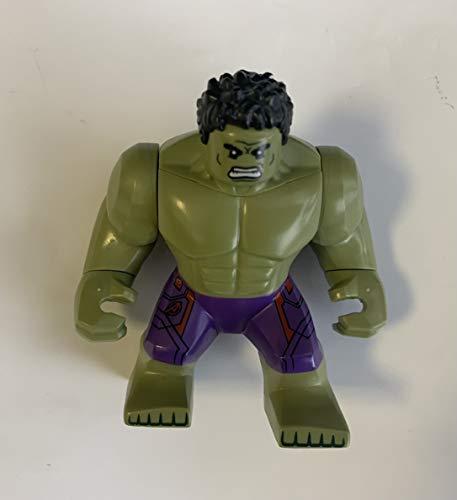 GENUINO Lego Age of Ultron - EL INCREÍBLE HULK Imagen de gran tamaño Minifigura - Separado de 76031 Set
