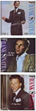 FRANK SINATRA [3 CD Set / 35 Songs] OL' MAN RIVER / A GOOD MAN IS HARD TO FIND / MY HEART TELLS ME
