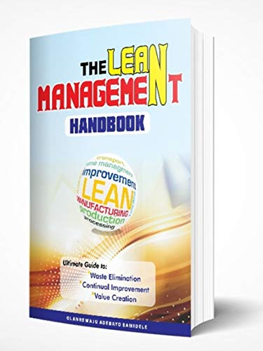 The Lean Management Handbook (English Edition)