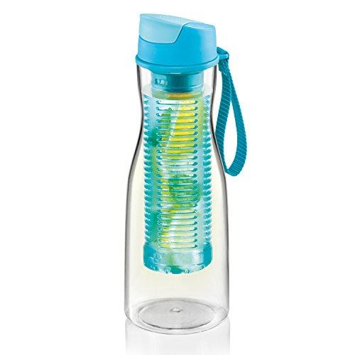 Tescoma Purity Botella para Bebidas, Azul, 27x10x8.31 cm