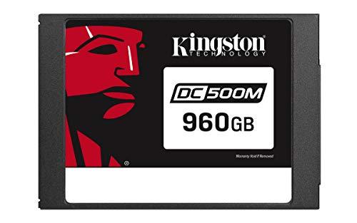 "Kingston Data Centre DC500M (SEDC500M/960G) Enterprise Solid-State Drives -SSD 2.5"" 960GB"