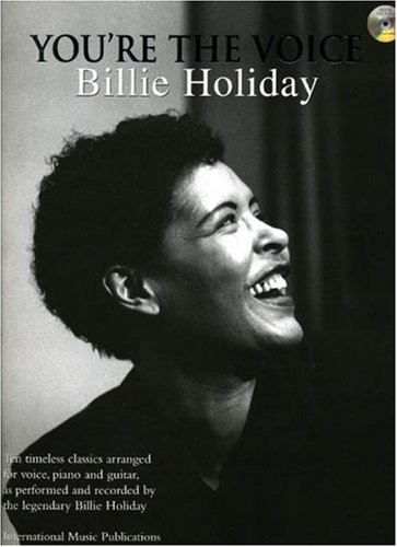 Partition : Holiday Billie you\'re the Voice + CD