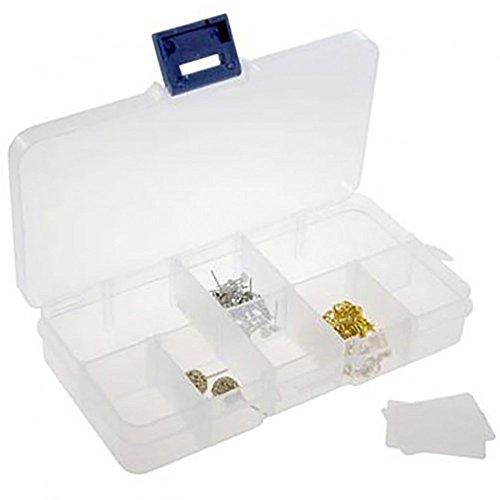 Aufbewahrungsboxen für Perlen und Scrapbooking–(L) 13x (P) 7x (H) 2.2