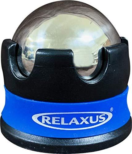 Harmony Ice – Rolo de massagem quente – Gel isolante mantém a temperatura fria ou calor – Aço inoxidável de grau alimentício, massagem profunda alivia o estresse, dores musculares e dores (cores variam)