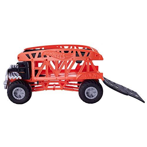Hot Wheels - Monster Truck Coches de Juguetes Mover Bone Shaker (Mattel GKD37)