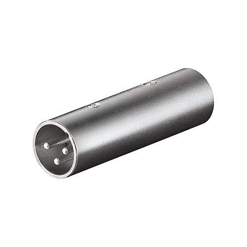 XLR Adapter 3-polig XLR Stecker auf 3-polig XLR Stecker