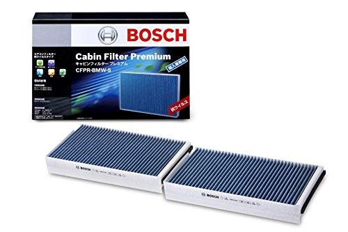 BOSCH(ボッシュ) キャビンフィルタープレミアム 輸入車用エアコンフィルター BMW 2個入りCFPR-BMW-5
