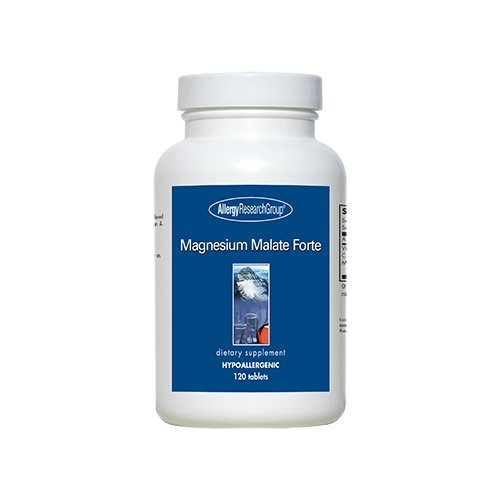 Magnesium Malate Forte 120t Allergy Research Group Magnesium