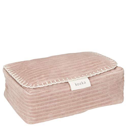 Koeka - Caja de toallitas húmedas para bebé - Caja de almacenamiento...