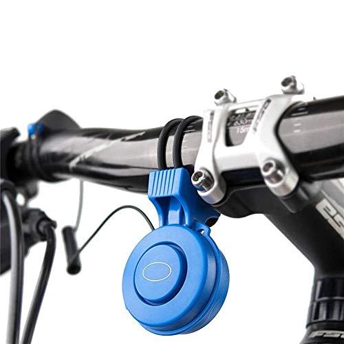 Gyubay Timbres de Ciclismo Bicicleta eléctrica Campana Cuerno Loud USB Recargable a...