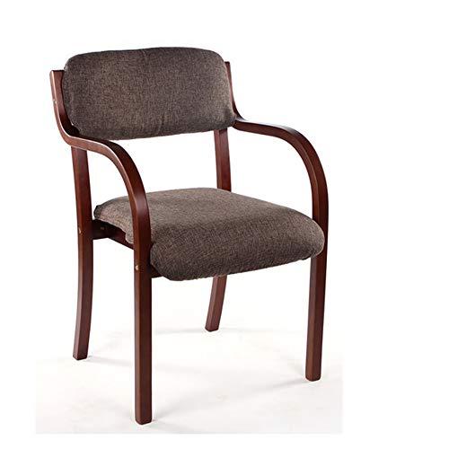Chaise à la maison mode à manger chaise Chaise unique Chaise d'étude Dossier fauteuil chaise d'ordinateur Chaise d'extérieur Chaise café (Couleur : H)