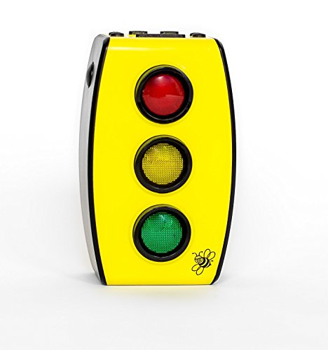 BeeZee Kids Stoplight Golight Kids Traffic Light Timer - Helps with Toddler Sleep Training, Focus, & Attention