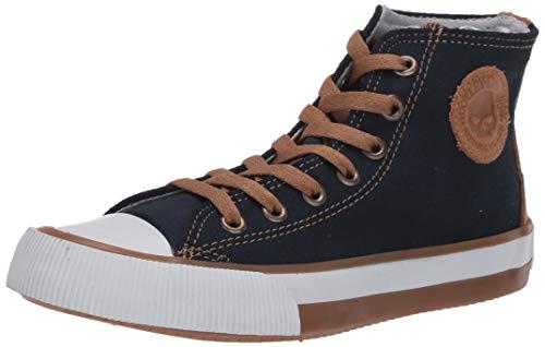 HARLEY-DAVIDSON FOOTWEAR womens Toric Sneaker, Blue, 11 US