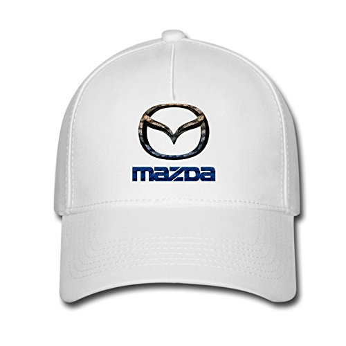 DEBBIE Unisex Mazda Logo Baseball Caps Hat One Size