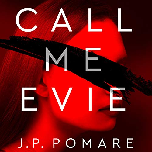 Call Me Evie audiobook cover art