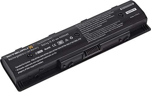4400mAh Notebook Laptop Ersatz Akku Batterie HP Compaq Envy 14 14 Touch 14t 14z 15 15 Touch 15t 15z 17 17 SE 17 Touch 17t 17z M7 M7t M7z Pavilion 14 14t 14z 15 15t 15z 17 17t 17z ersetzt HSTNN-LB4N HSTNN-LB4O HSTNN-YB4O P106 PI06XL PI09