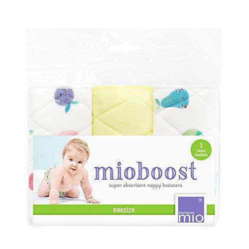 Bambino Mio MB3 FRU Bambino Mio, mioboost Saugeinlage, 3er Packung, Freche Früchte, mehrfarbig 160 g