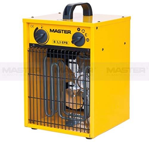 Generatore aria calda riscaldatore elettrico MASTER termoventilatore (B3.3 EPB 3.3 Kw)