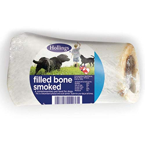 Hollings Smoked Meat Filled Bone for Dogs