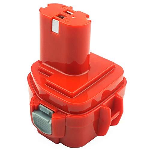 Advtronics 12V 3.5Ah Ni-MH PA12 Batería para Makita PA12 1220 1222 1233 1200 1234 1235 1235B 1235F 1235A Batería de...