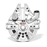 Fundas para auriculares 3D Star Wars Spacecraft de silicona, personalizables (para AirPods Pro)