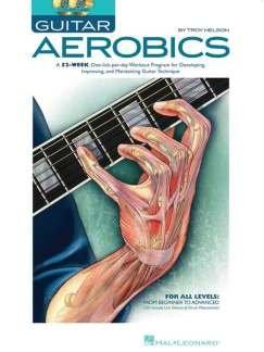 GUITAR AEROBICS - arrangiert für Gitarre - mit Tabulator - mit 2 CD´s [Noten / Sheetmusic] Komponist: NELSON TROY