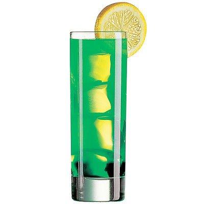 Set de 9 verres à soda 33 cl bar pour jus Soft Drink Vodka de la Arcoroc modèle Island