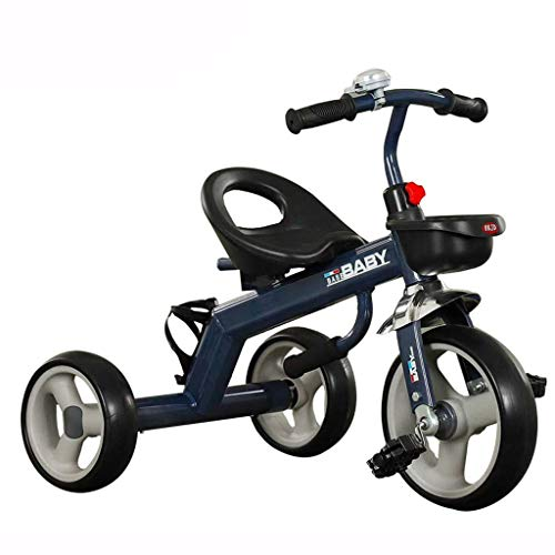 For Sale! XIAOYANG Baby Bike Child Stroller Portable 1-3-2-6 Years Old Boy and Girl Tricycle Portabl...
