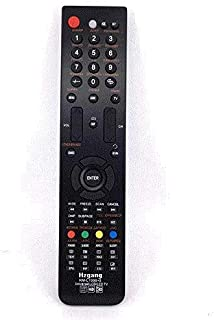 Hzgang Universal Remote Control for Most Brand LED/LCD HD 3D TVs with Multi-Language Operating Instructions
