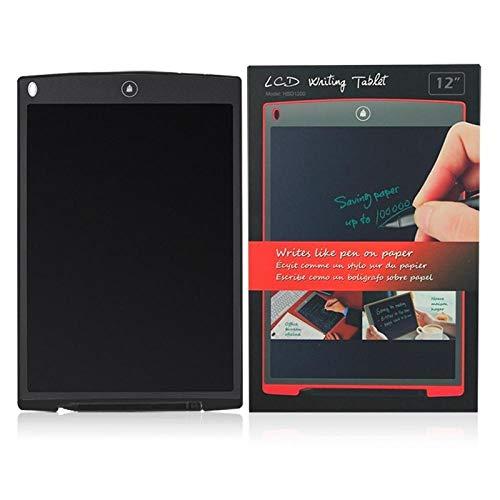 LCD Schrijven Tablet Kids LCD Schrijven Pad 12-Inch Digitale Tekening Pad Draadloze Touch Pad Touch Pad Kladblok Gift Kinderen Kladblok Zwart