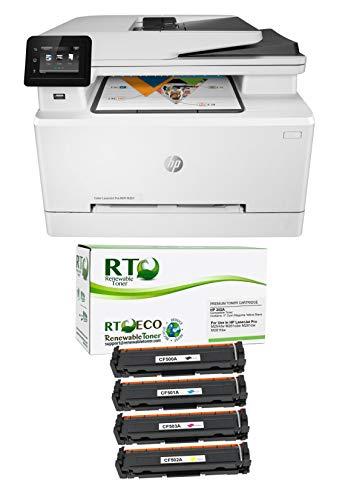 Renewable Toner Renewed Color Laserjet...