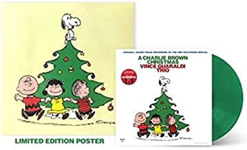 Vince Guaraldi Trio – Charlie Brown Christmas Exclusive with Poster Audio Vince Guaraldi Trio
