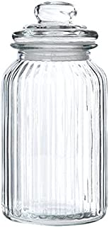 Maxwell & Williams Candystore Glass Storage Canister 1.3 ltr