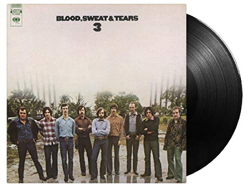 Blood,Sweat & Tears 3 [Vinyl LP]