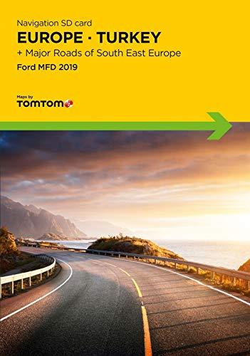 SD-Karte Europa WEU Ford MFD 2019 - TomTom - i1031169