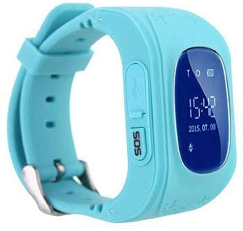 B M C Q50 Smart Watch for Kids Children Wrist Watch with Anti-Lost, GPS Tracker, SOS Call, Location Finder- Random Colour