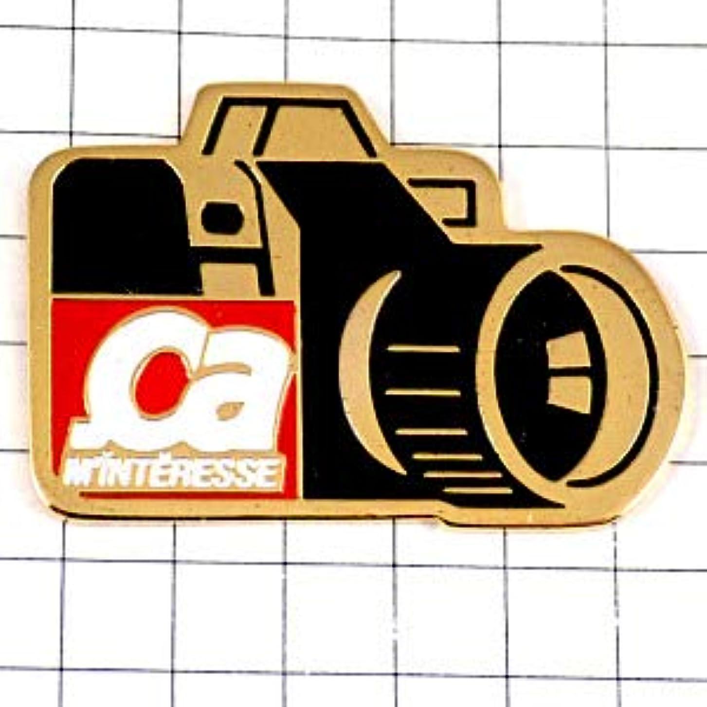 グリット教養がある汚染限定 レア ピンバッジ 一眼レフカメラ写真撮影 ピンズ フランス 289441