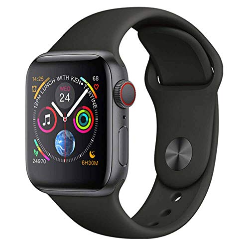 Smartwatch Iwo 8 Relógio Inteligente 44mm Serie 4 2019