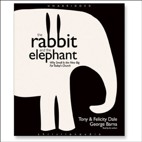The Rabbit and the Elephant audiobook cover art