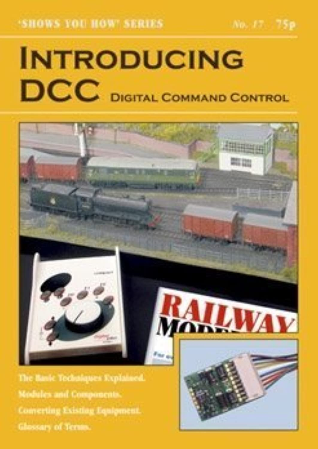 Peco SYH17 Introducing DCC by PECO