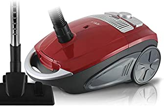 Sinbo Electric Vacuum Cleaner, Red, Svc-3478