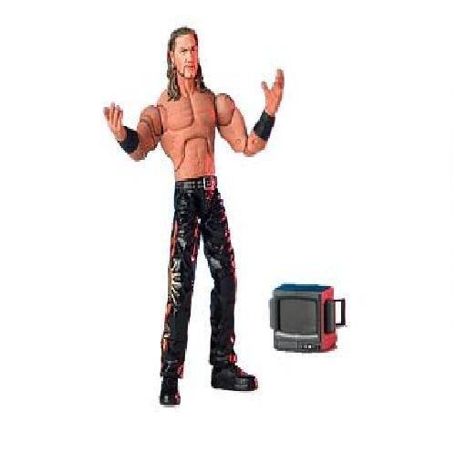 TNA Total Nonstop Action Wrestling Figure - LANCE HOYT with TV Monitor