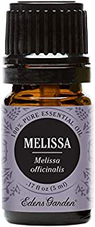 Edens Garden Melissa Essential Oil, 100% Pure Therapeutic Grade (Highest Quality Aromatherapy Oils- Inflammation & Stress), 5 ml