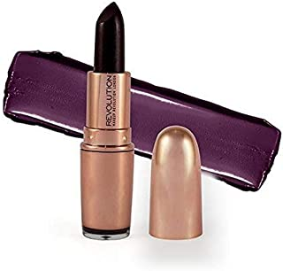 [Revolution ] 革命は、金口紅ダイヤモンドライフ3.2グラムをバラ - Revolution Rose Gold Lipstick Diamond Life 3.2G [並行輸入品]