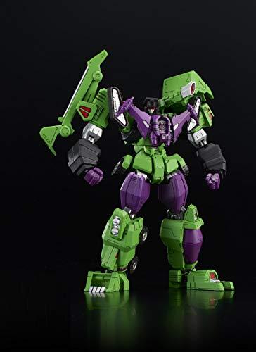 Flame Toys Furai Model Devastator Transformers, Green (FLM51310)