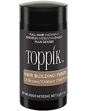 الياف الكيراتين الطبيعية لبناء الشعر من توبيك للرجال والنساء لاخفاء الشعر الرقيق على الفور