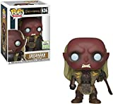 Lord of The Rings Funko Pop Muelle Convention 2019 Exclusivo Grishnakh