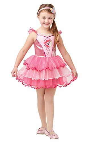 Rubie's officiële Pinkie taart mijn kleine pony mooie jurk, meisjes luxe cartoon kostuum